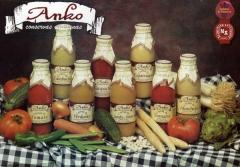 Conservas artesanales de anko