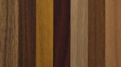Chapa met�lica plastificada - imitaci�n madera