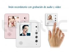 Imán recordatorio con grabación de audio y vídeo - http://bit.ly/dfc6ox