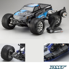 Coche dmt mt 2,4ghz con kt-200 kyosho rc explosion