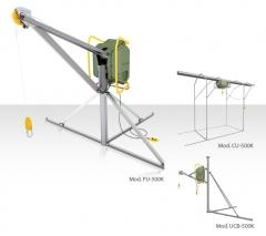 Elevador U-500 K M�quinas dise�adas para ser usadas por los profesionales m�s exigentes del mundo de