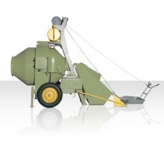 Hormigoneras UTI-400 / UTI-450 D Perfecto amasado, gran producci�n, alta rentabilidad.
