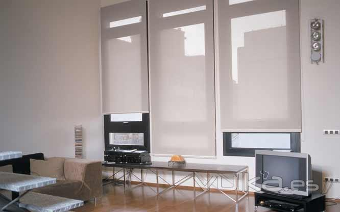 Cortinas merry - Cortinas estores enrollables ...