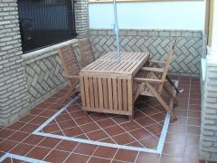 reforma de patio