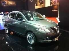 Lancia   concesionarios , nuevo y  5p presentado en el salon barcelona 2011