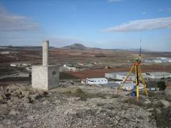 Levantamiento topogr�fico en montealegre del castillo (albacete)