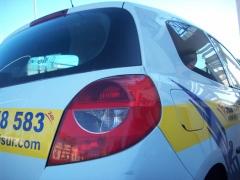 Servicio acuda segurisur: la mayor flota de coches de la provincia