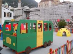 Parque infantil king bastion gibraltar