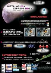 Servicio Hd y contratacion de Sky tv