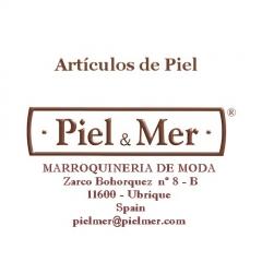 Logotipo piel&mer
