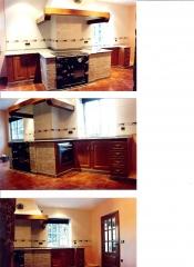Reforma interior cocina-salon en las somozas