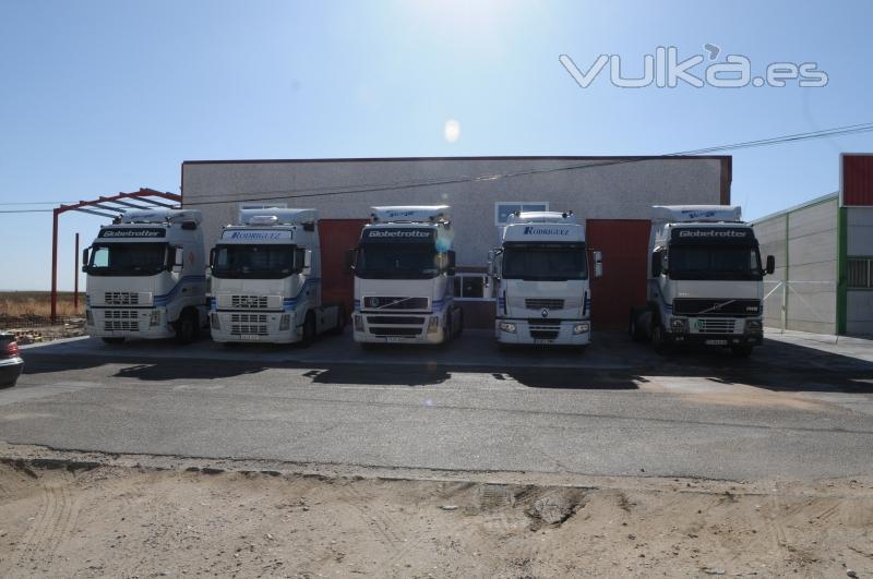 Foto de transportes ponciano rodriguez padilla s l foto 2 for Empresas de transporte en tenerife