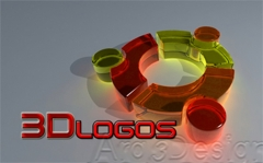 Logotipos 3D Arq3Design