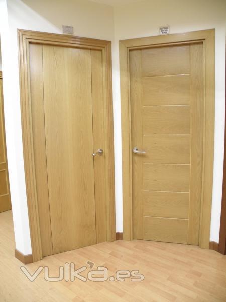 Puertas lozano vela - Puertas de interior de roble ...