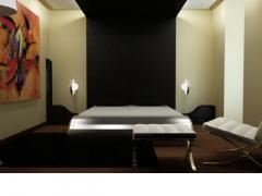 Vivienda duplex diseñada por cubo liderado por juan cayuela en exclusiva urbanizacion de murcia...