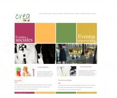 Diseño web-crea-eventos