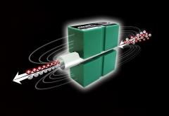 Dispositivo avant plus 3, mostrando su funcionamiento mediante magnestismo
