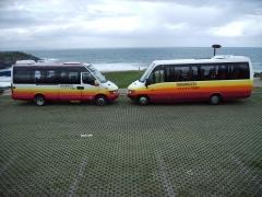 Taramundi varios microbuses