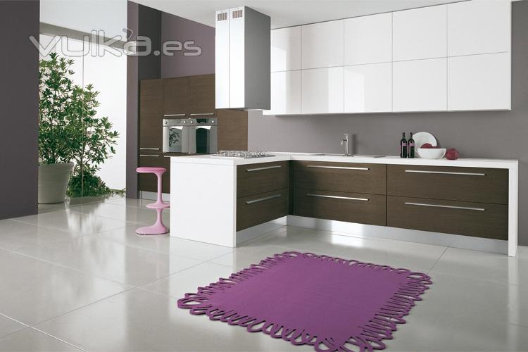 Foto cocinas modernas - Revestimientos de cocinas modernas ...