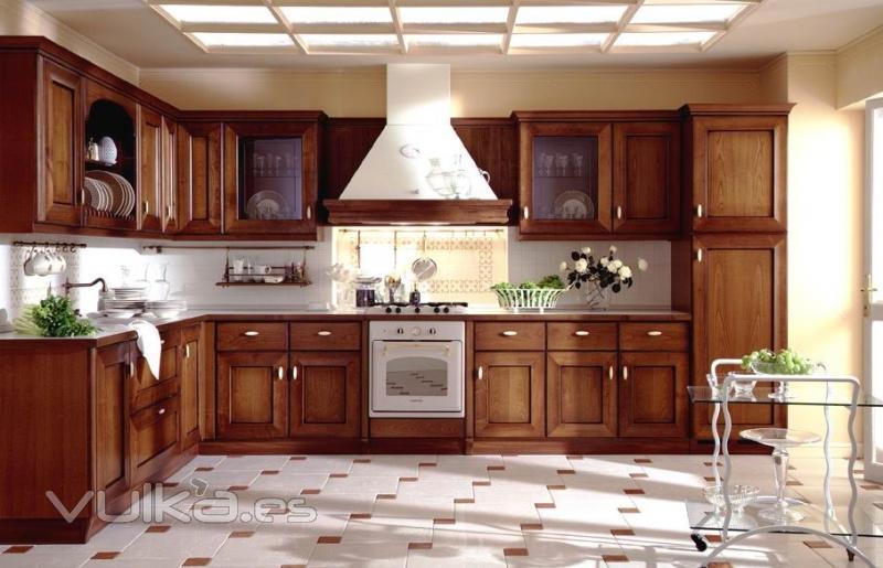 cocinas clasicas - Cocinas Clasicas