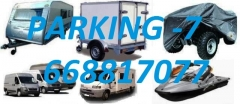 PARKING-7 LOW COST  Parking Caravanas/ Autocaravanas/Otros