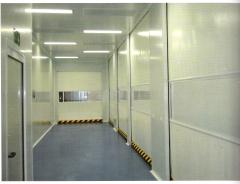 Puerta practic roll sala blancas