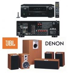 Denon jbl en valladolid 983 226 335 sat servicio tecnico center recondo nº6 / www.satcenter.es