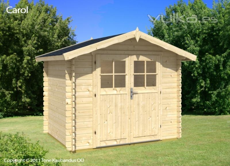 Casetas de jardin grupotene for Casetas de madera para jardin baratas