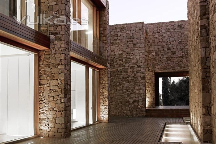 fotografa de arquitectura valencia vivienda paz y comedias proyecto de ramn esteve - Ramon Esteve Arquitecto