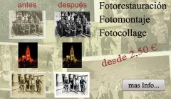 Fotorestauracion: restauracion de fotos antiguas y estropeadas