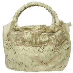 Bolso moda 2011 imitando bordado