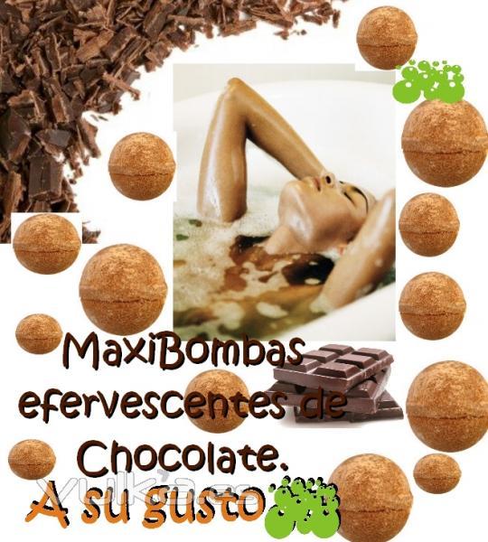 Set De Baño Relajante:Bombas efervescentes para un baño relajante!!