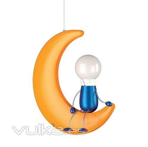 Foto lamparas infantiles - Lamparas giratorias infantiles ...