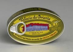 Ol-120 bonito del norte en aceite de oliva virgen