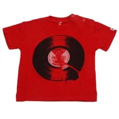 Camiseta para beb� vinilo de la marca visual poetry