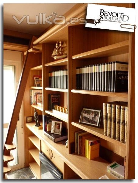 Foto libreria a medida - Librerias a medida ...