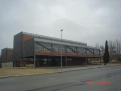 Escuela de arte y dise�o de amposta (tarragona)