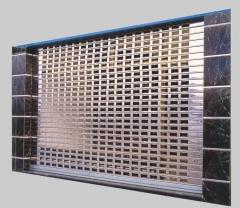 Cierres Enrollable Troquelado (Aluminio o Galvanizado)