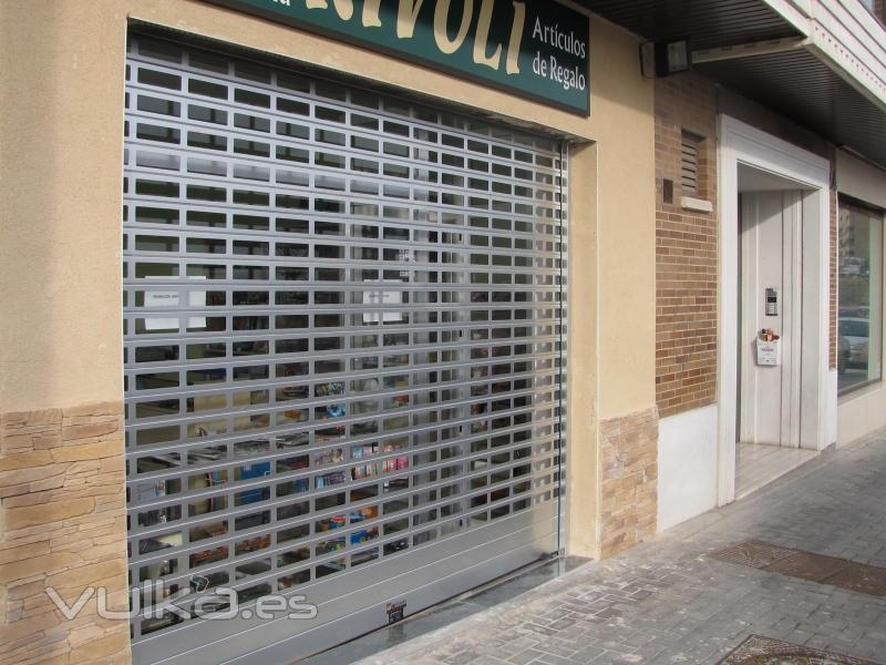 Foto de benadoor s l puertas y automatismos foto 13 for Puertas y automatismos
