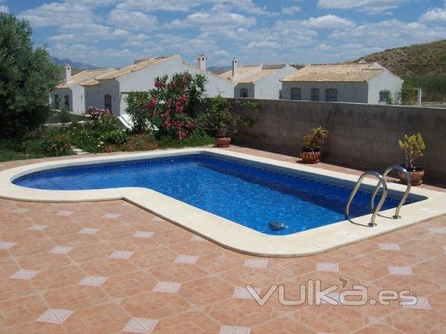Indalpool piscinas s l granada for Piscina la granada