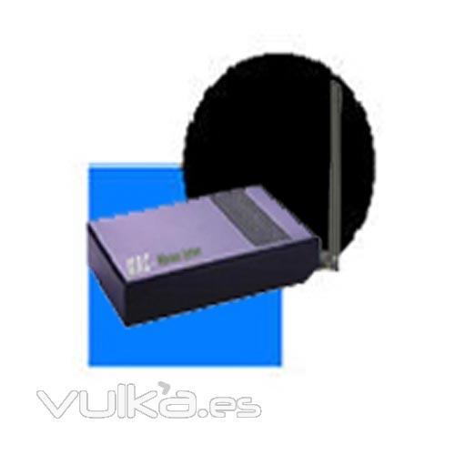 Hotspot AP 802.11 a/b/g 108 Mbps 2,4 Ghz/5.0 ghz. 1 Antena de 5 dbi extraíble. + Software de gestión