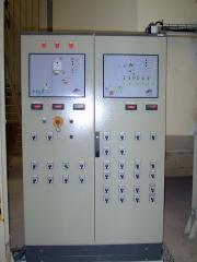 Cuadro electrico planta dosificacion y pesaje