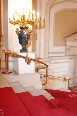 CASINO DE LA CALLE ALCALA MADRID BRONCES NIETO lo mismo restaura grandes obras que peque�os objetos