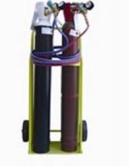 Equipo de soldadura oxig-acetileno prosyc pro en www.lamarc.es