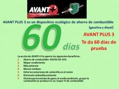 Avant+3 avantplus3 garantiza tu ahorro con 60 días de prueba