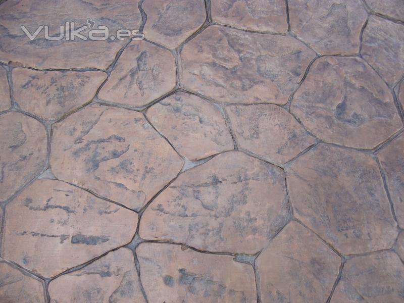 Hormigon impreso sevilla y hormigon pulido la frontera for Hormigon impreso suelo