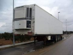 Transporte frigorifico por carretera