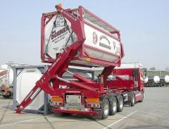 Transporte de mercancias ADR por carretera