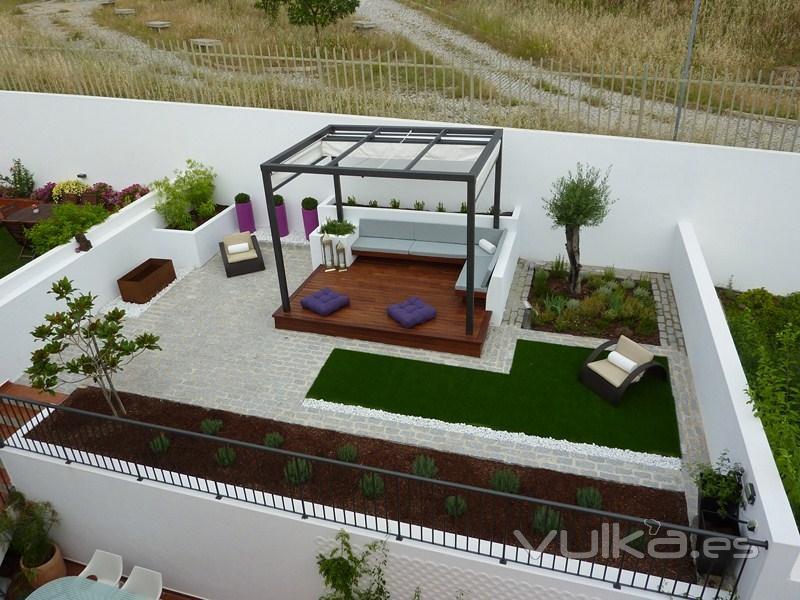 Gestion urbana estudio de paisajismo - Paisajismo jardines exteriores ...