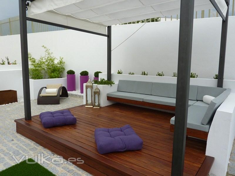 Gestion urbana estudio de paisajismo - Paisajismo minimalista ...